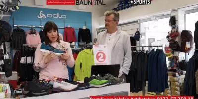 Homeshopping Baunatal, Stadtmarketing Baunatal, Hansmann Sports, julia Hansmann, Dirk Wuschko, Baunatal