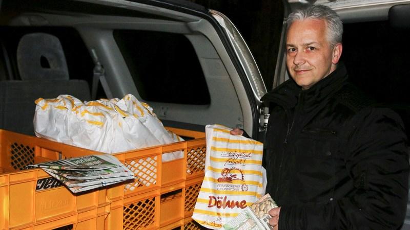 Liefern, Helfen und Geld verdienen – bei Beckmann – bringt`s