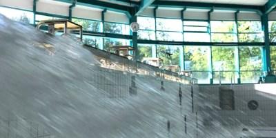Aquapark, Baunatal, reStart, Sport