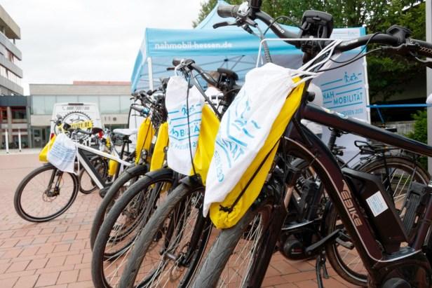 Baunatal, E-Bike, Umweltschutz, Fahrrad, Kreis Kassel, Hessen