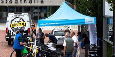 Baunatal, E-Bike, Umweltschutz, Fahrrad, Landkreis Kassel, Hessen