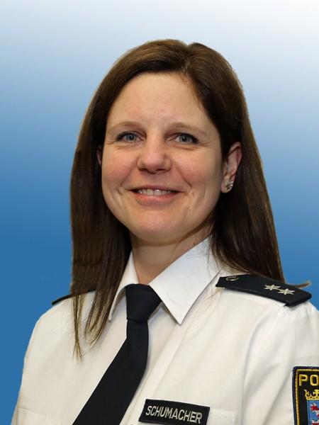 Polizei Nordhessen, Sicherheit, Baunatal, Schutzfrau, Kerstin Schumacher