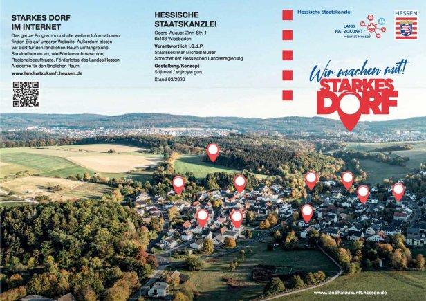 Baunatal, Hessen, Starkes Dorf, Förderaufruf