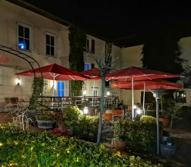 Biergarten, Knallhütte, Hütt Brauerei, Baunatal, Nordhessen, Baunatal Blog