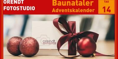 Orendet Fotostudio, Baunatal, Baunataler Adventskalender, Landkreis Kassel, Stadtmarketing, Wirtschaft