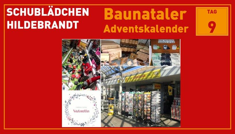 Schublädchen, Baunatal, Baunataler Adventskalender, Landkreis Kassel, Stadtmarketing, Wirtschaft