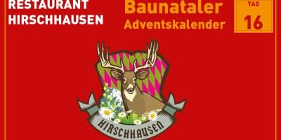 Hirschhausen, Baunatal, Baunataler Adventskalender, Landkreis Kassel, Stadtmarketing, Wirtschaft