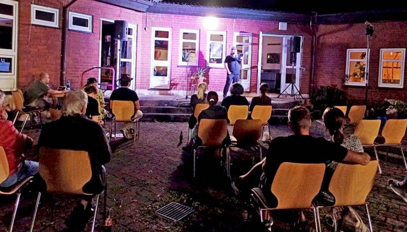 Bauna Slam, Baunatal, Second Home, Jugendzentrum, Poetry Slam