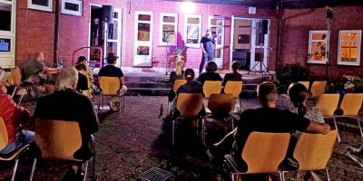 Bauna Slam, Baunatal, Second Home, Jugendzentrum, Poetry Slam