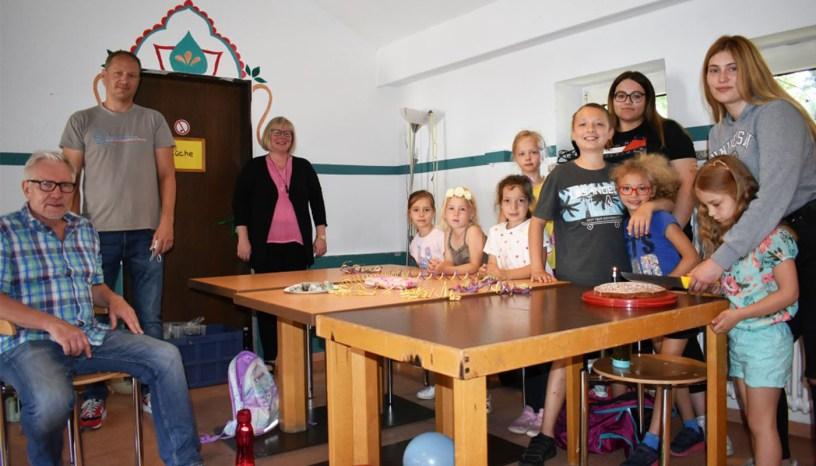 Ferienspiele, Jugendzentrum, Baunatal, Jahresrückblick, Jugendarbeit
