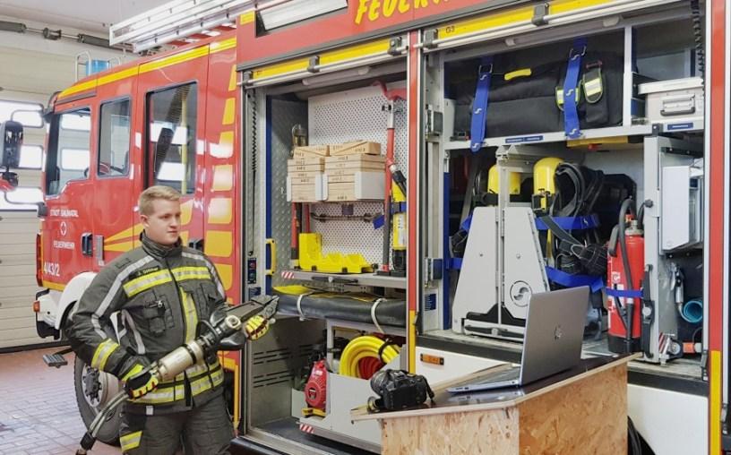 Baunatal, Baunagram, Feuerwehr, Livestream