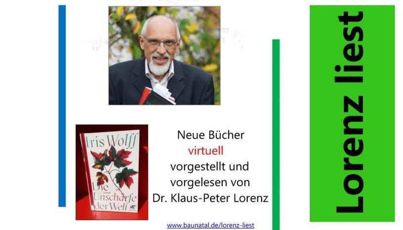Baunatal, Lorenz, Lesung, Stadtbücherei