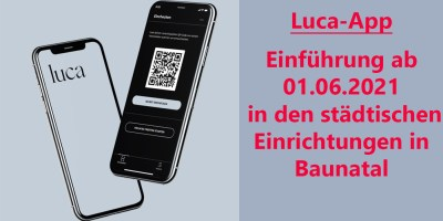 Baunatal, Luca-App