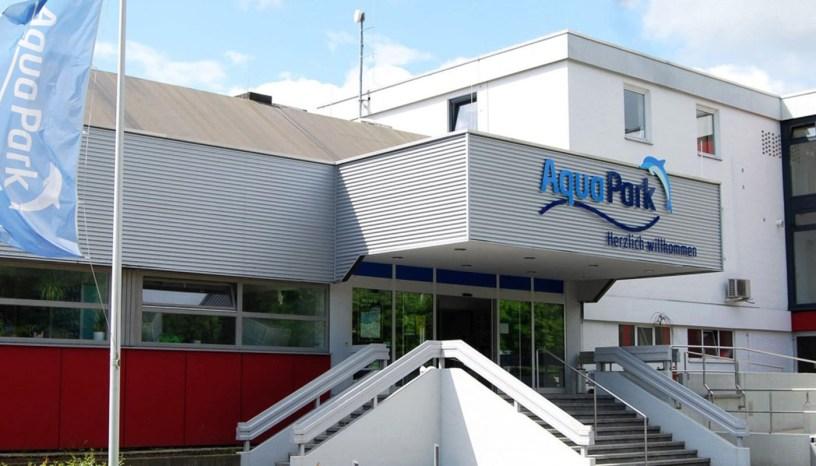 Baunatal, Aqua Park, Schwimmbad