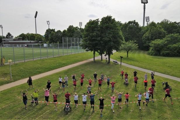 baunatal, Sport in Baunatal, Baunatal um die Welt, Zielfoto