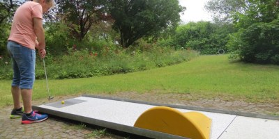 Stadtpark, Baunatal, Minigolf