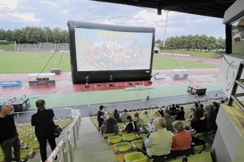 Baunatal, Kino, Parkstadion, Cineplex