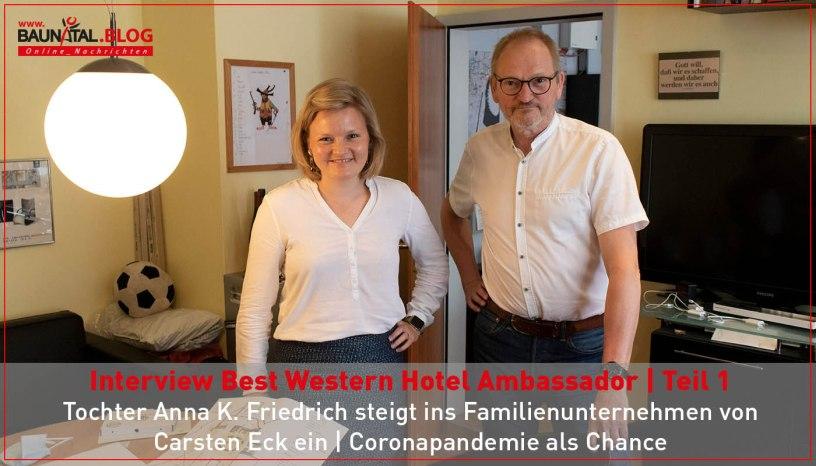 Baunatal, Nordhessen, Hessen Hotel, Best Western Ambassador, Carsten Eck, Anna Friedrich, Dirk Wuschko