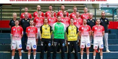bauantal, GSV Eintracht Baunatal, Handball, 3. liga