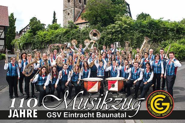 Musikzug GSV Eintracht Baunatal, Großenritte, Baunatal