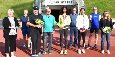 Holly Okuku, Baunatal, Leichtathletik, Deutschalnd, Hessen, Nordhessen, GSV Eintracht Baunatal