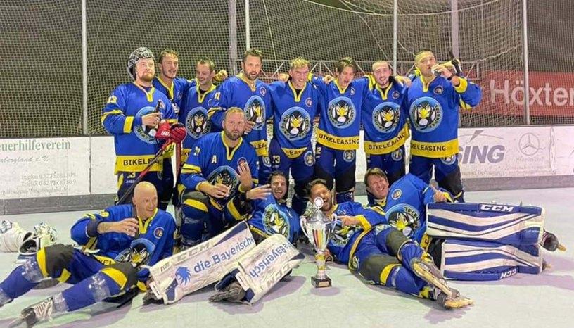 Baunatal, Pinguine Baunatal, Deutscher Meister, Inline Hockey
