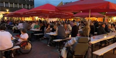 Baunatal, Weinefst, 2021, Marktplatz, Stadtmarketing Baunatal