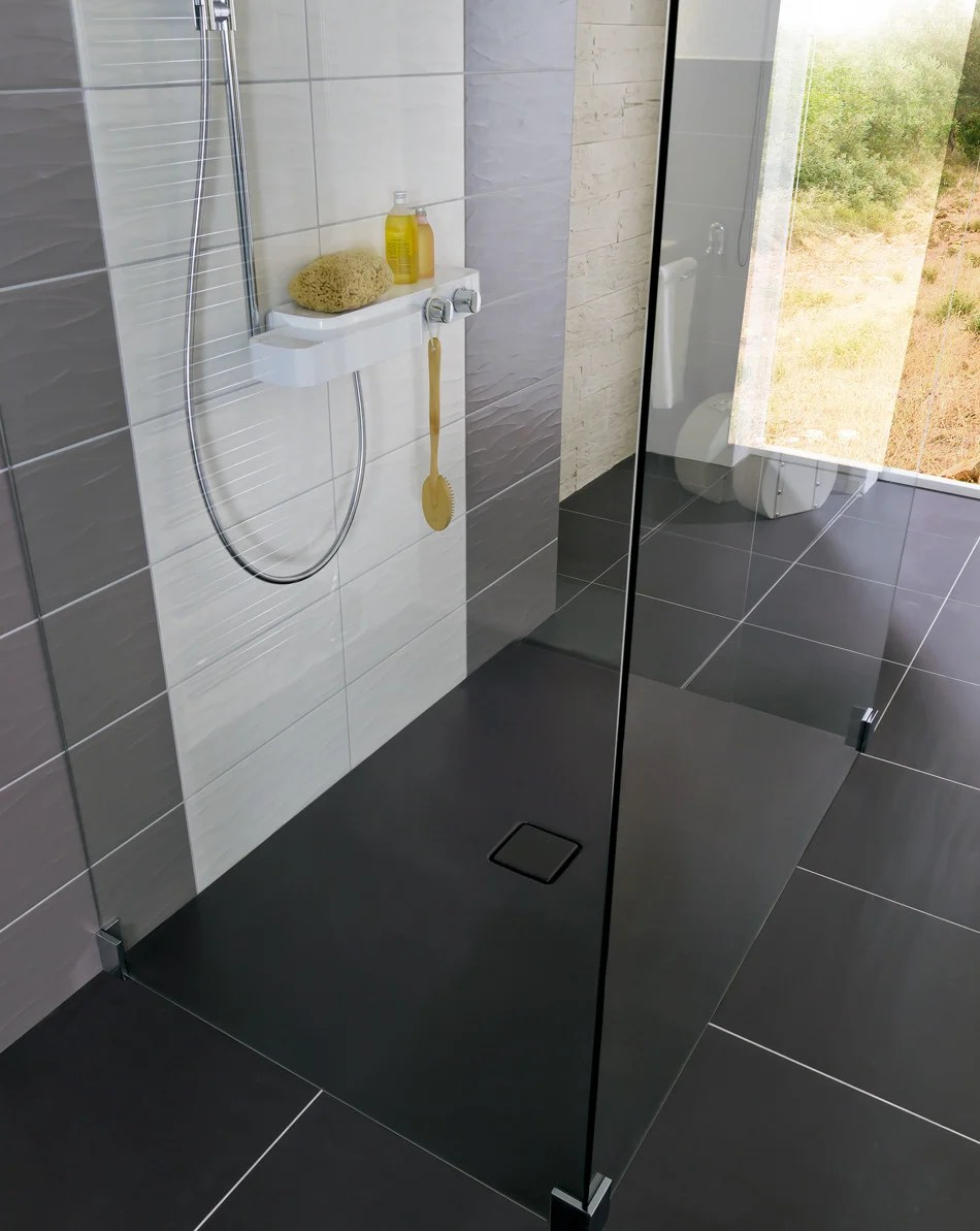 Bodengleiche Duschen Bad und Sanitär Duschen Baunetz_Wissen