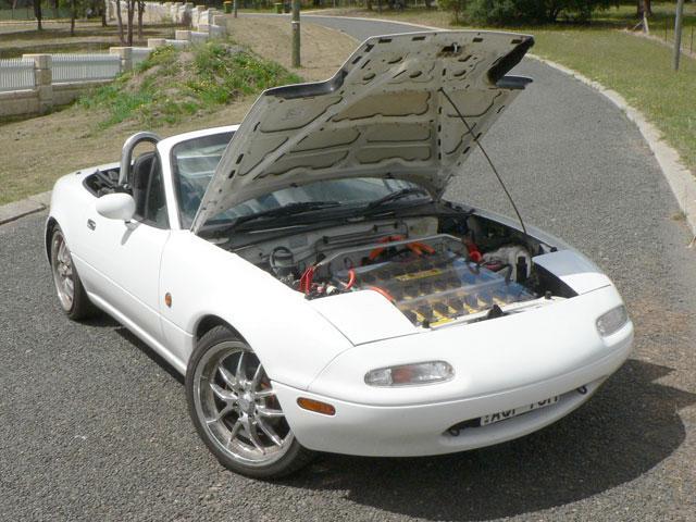 Mazda Elektroauto