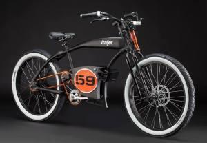 italjet, E-bikes
