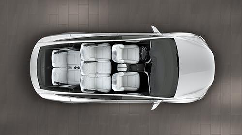 tesla setzt mit dem elektroauto model x neue ma st be bauplan elektroauto. Black Bedroom Furniture Sets. Home Design Ideas