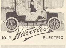 Elektroauto Geschichte