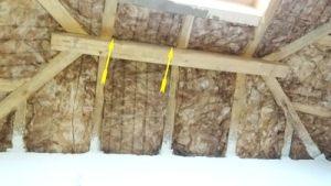Bauberatung, Bauberater, bauüberwachende Qualitätskontrolle, BQÜ, Überprüfung, Baubegleitung, Baubegleiter, Bauberatung Hausbau, Gutachter Baukontrolle Dachdämmung Isolierung Steildach Kontrolle auf Kältebrücken und Wärmebrücke