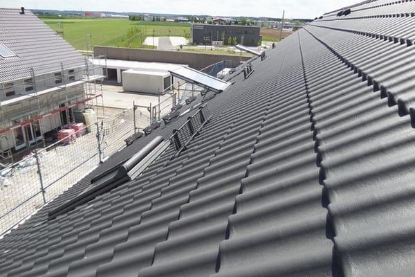 Dach überprüfen