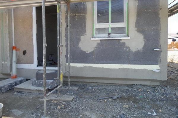BAUBEGLEITENDE QUALITÄTSKONTROLLE Fassadendämmung überprüfen