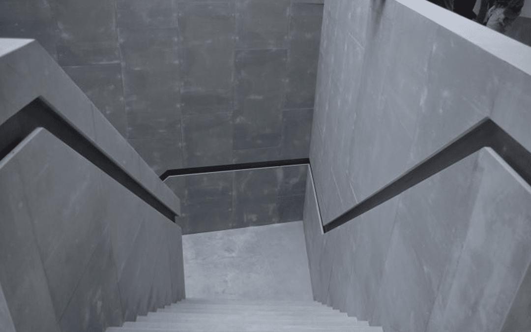 Fassade – Treppe