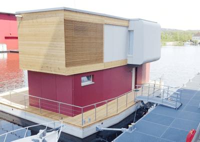 Fassade – Hausboote