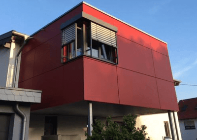 Facades – CETRIS Finish boards