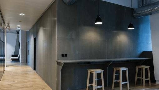 Innenausbau – Wand & Decke Bürogebäude