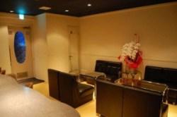 クラブ 鉄板焼き飲食店舗からの改装 デザインから工事まで内装がかわりました 京都 右京区の店舗