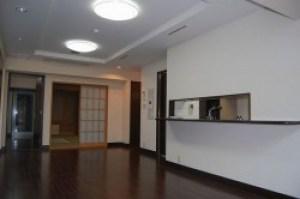 落ち着いた高級感 デザイナーズマンション 内装工事 改装 店舗 設計 デザイン 京都