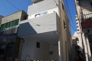 中京区内の新築工事 改装 店舗 設計 デザイン 京都
