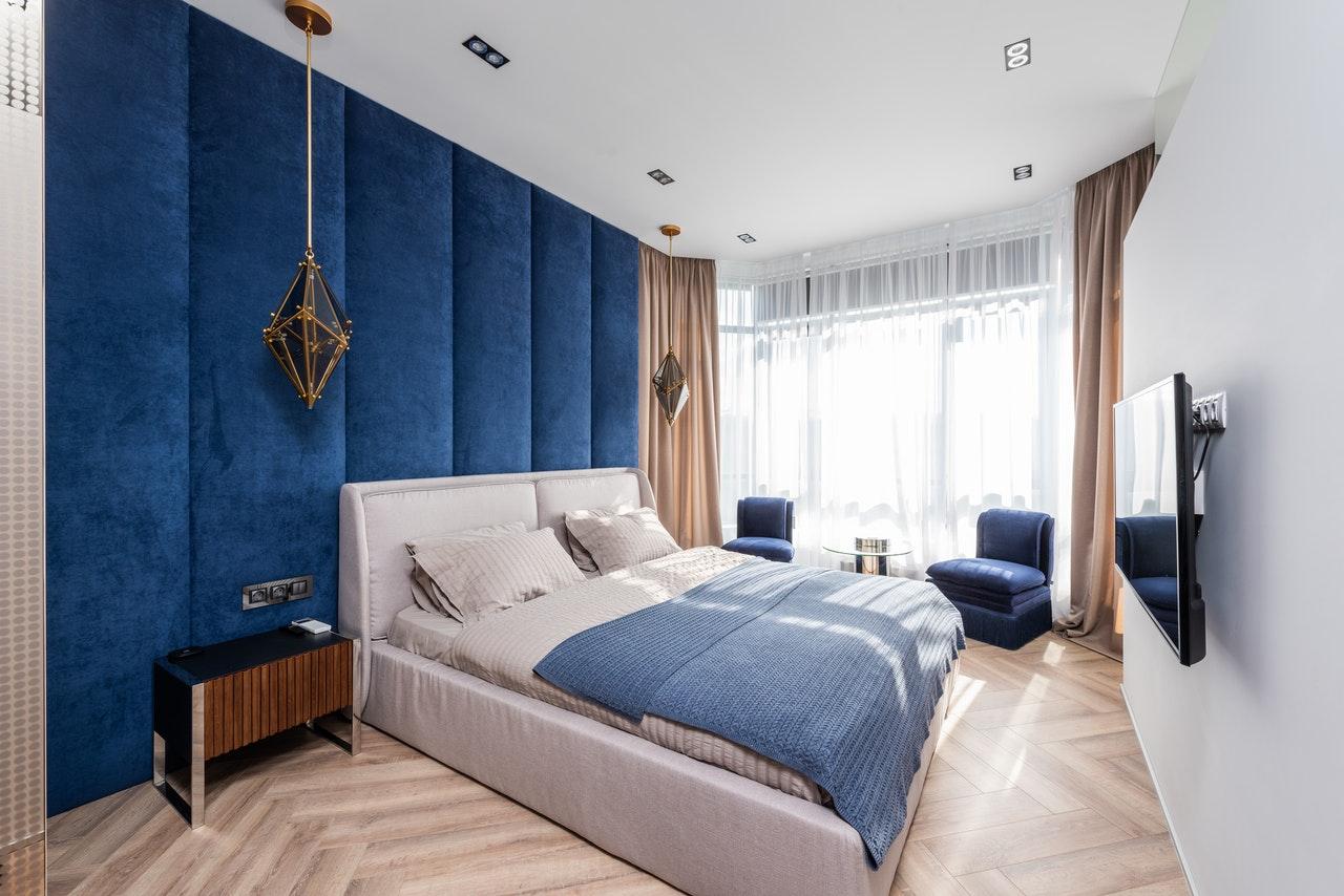 Plava u interijerima: Boja koju dizajneri vješto koriste za osvježavanje prostora