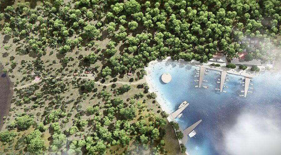 Idejno rješenje koje Parku prirode Telašćica daje jednu sasvim novu dimenziju