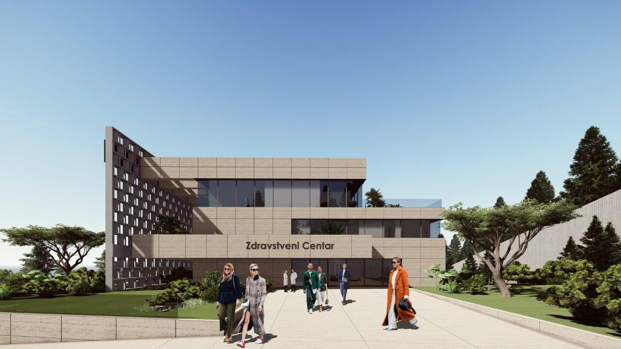 Idejni projekt izgradnje Zdravstvenog centra Hvar: Ministarstvo zdravstva dalo pozitivno mišljenje