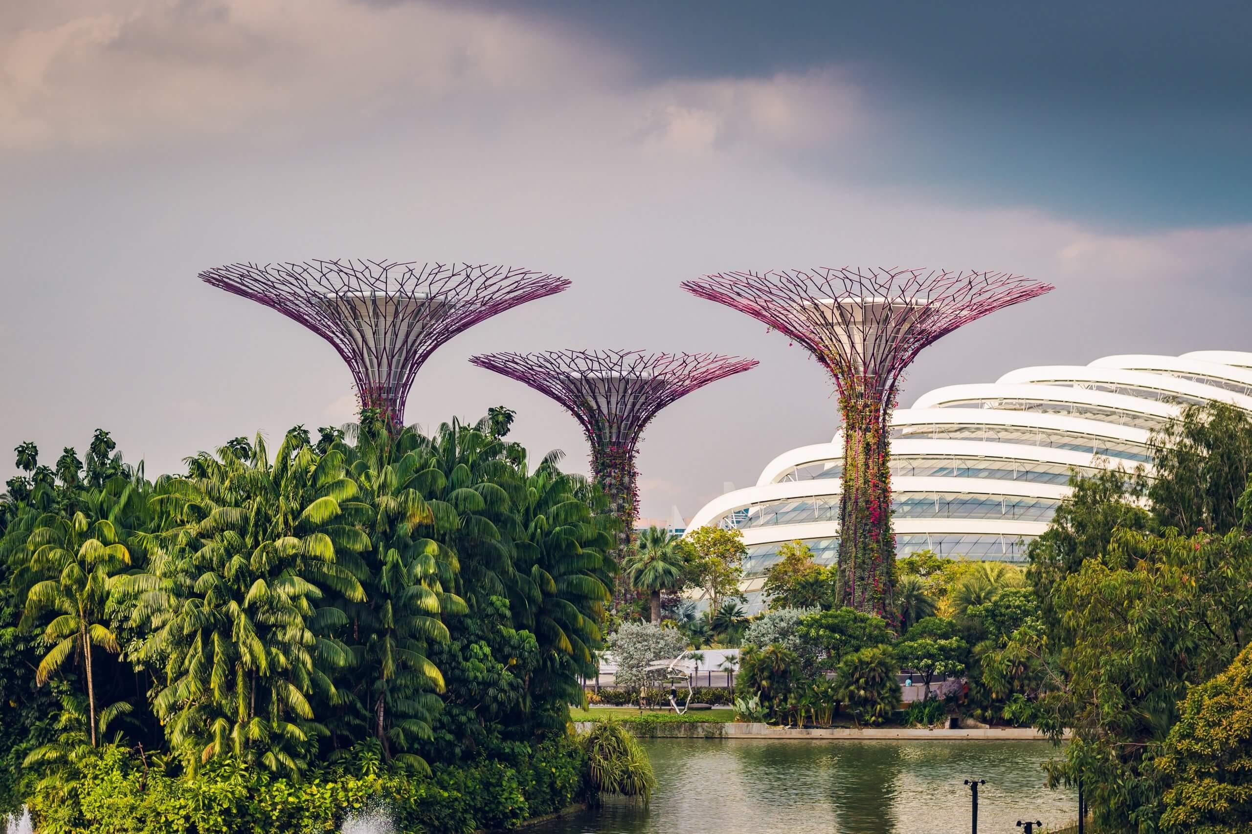 Jedinstveni botanički vrtovi koji daju novu dimenziju održivosti