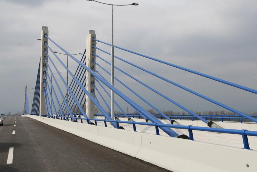Zbog radova vrijednih gotovo 14 milijuna kuna do prosinca se zatvara dio kolnika Domovinskog mosta