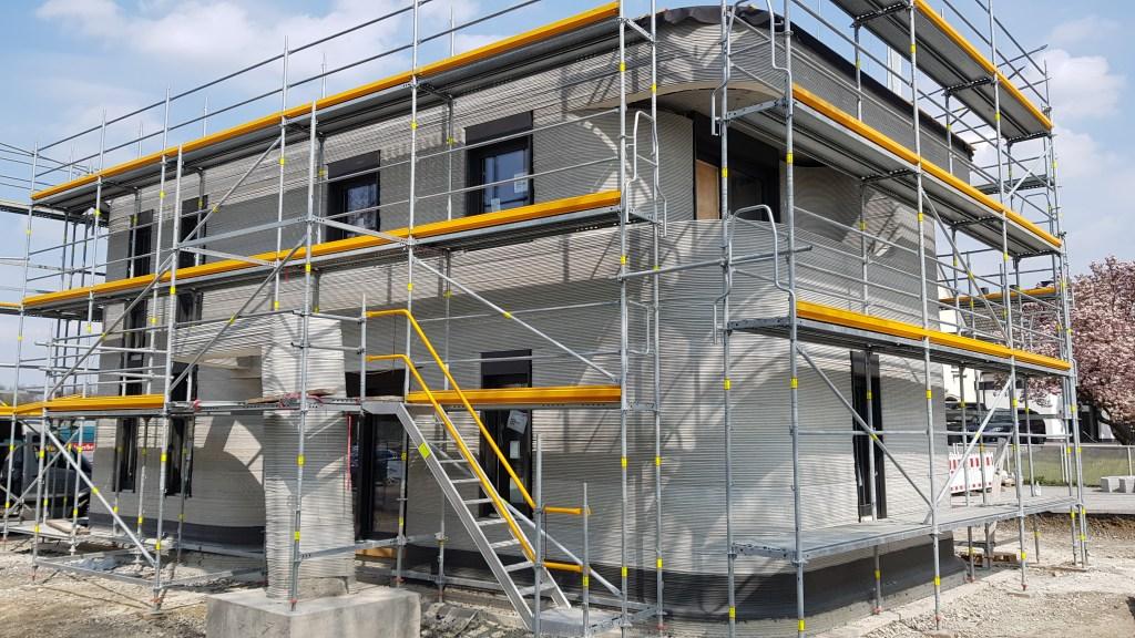 3D print obiteljska kuća u Njemačko