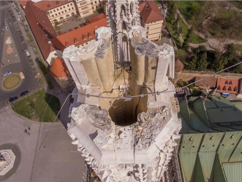 Nakon rješavanja konstrukcijske obnove triju zagrebačkih škola na red dolaze sakralne građevine