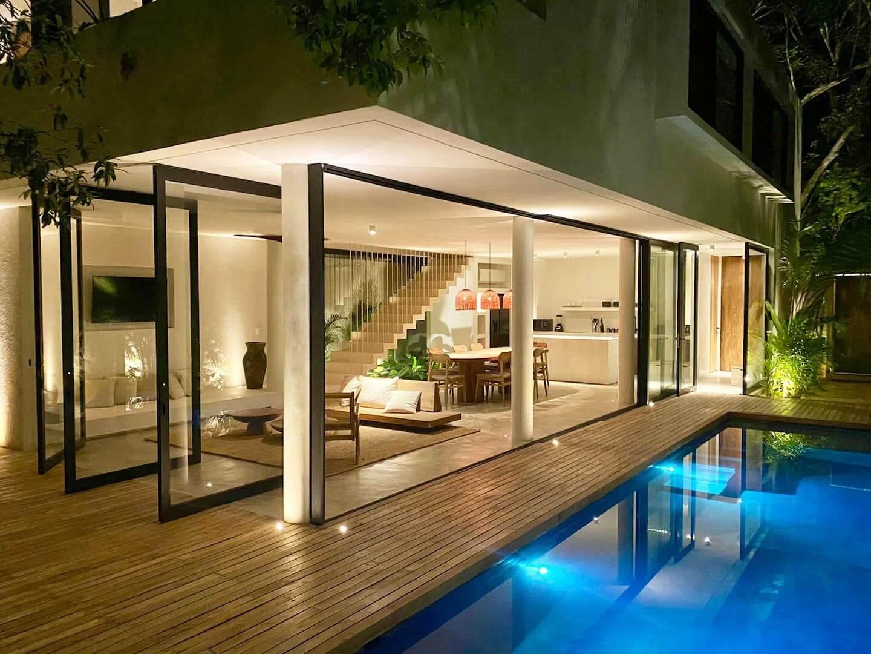 Meksička vila temeljena na ekološkom dizajnu savršen je spoj prirode i luksuza